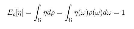 Rho Formula